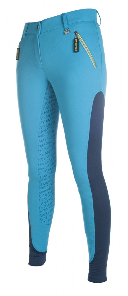Kinder Reithose Neon Sports 3/4 Silikon Besatz HKM PRO TEAM NEU versch. Farben NEU TEAM a81bb4