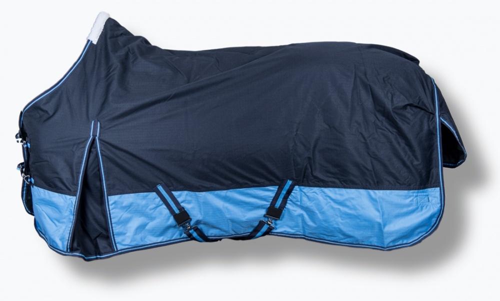 Winter-Decke-mit-200g-Fuellung-600D-verschiedene-Groessen-und-Farben-Weidedecke-NEU