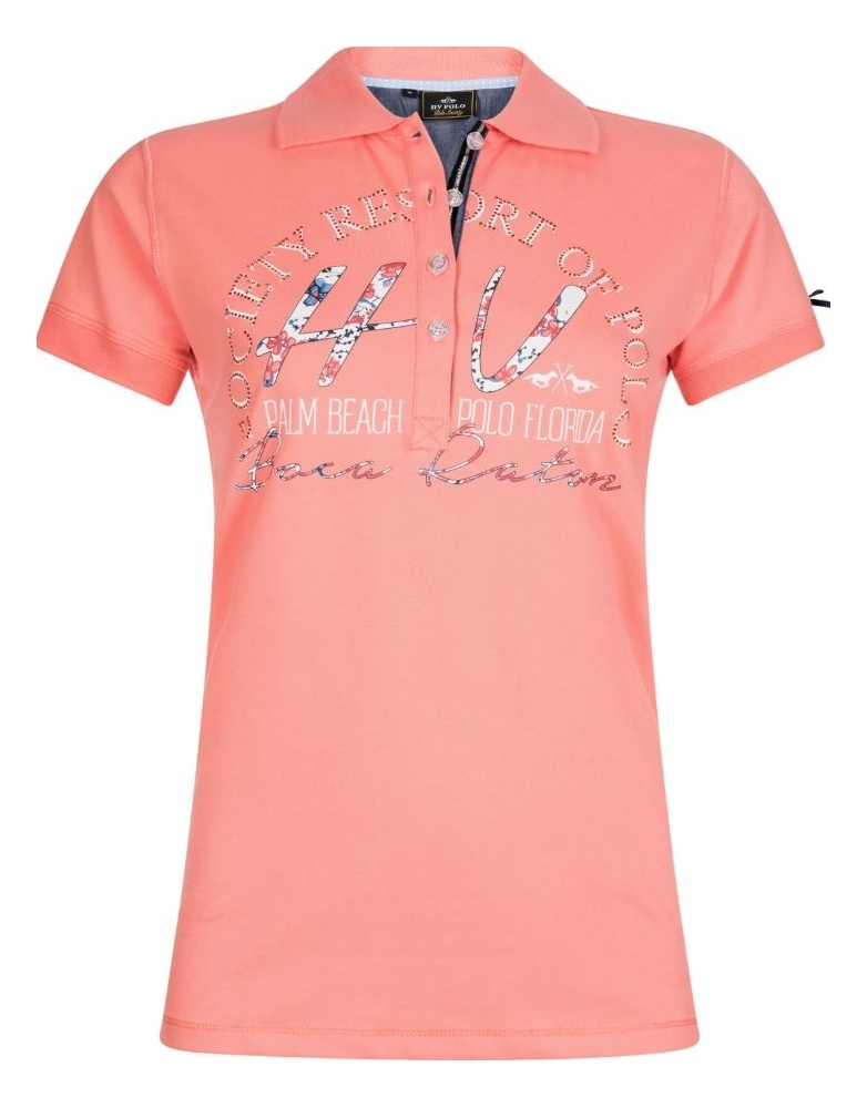 Damen Poloshirt ROMY HV Polo NEU NEU Polo db4f8f