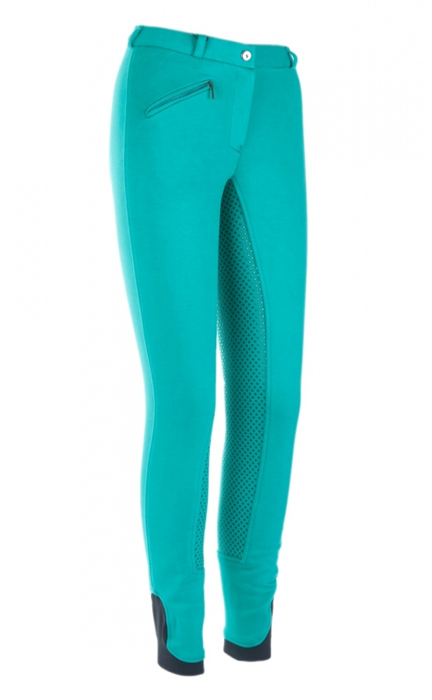 Damen-Reithose-Silikon-Vollbesatz-CLARA-HKM-verschiedene-Farben-NEU