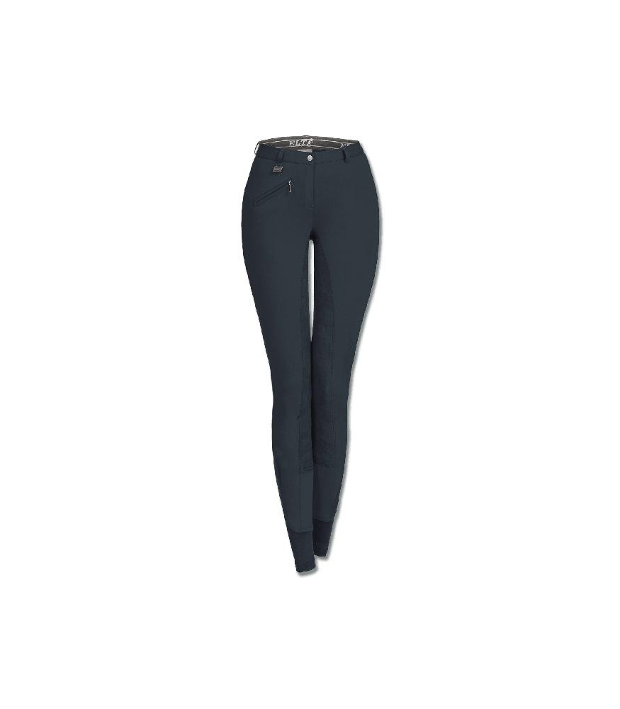 Damen-Reithose-Vollbesatz-Micro-Sport-Pro-ELT-verschiedene-Farben-NEU