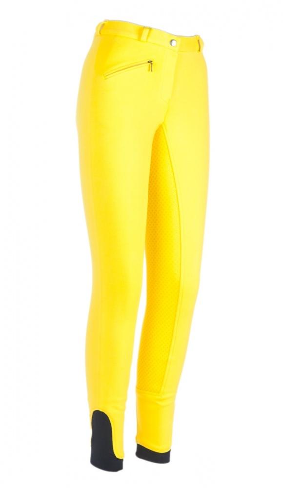 Kinder-Reithose-Silikon-Vollbesatz-CLARA-HKM-verschiedene-Farben-NEU