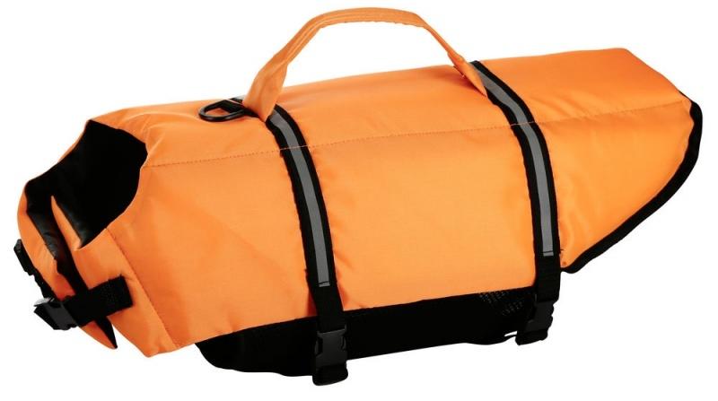 Hunde Schwimmweste Kerbl orange NEU